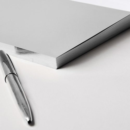Write Sketch & TACCUINO SILVER LINGOTTO