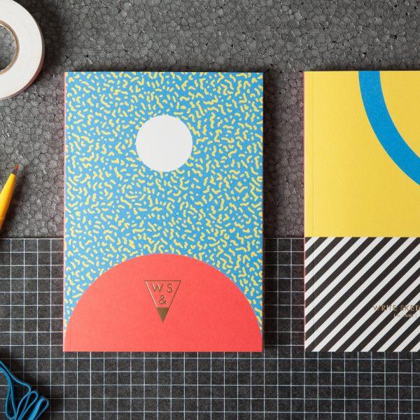 Write Sketch & SUPER JOY NOTEBOOK