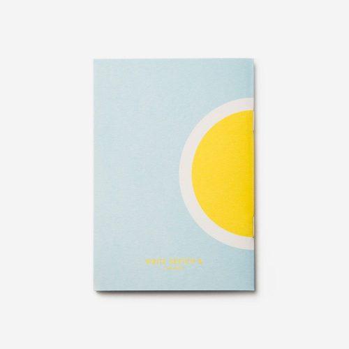 Write Sketch & TACCUINO TASCABILE FORMATO A6 SUPER SUN COLORE