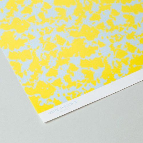 Carte decorative Write Sketch & CARTA DECORATIVA SPRING 8068057114127