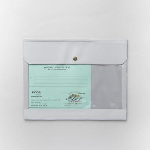 Accessori da Scrivania Hightide Penco PORTA DOCUMENTI FORMATO A5 HIGHTIDE NAHE AVORIO DF084-IV