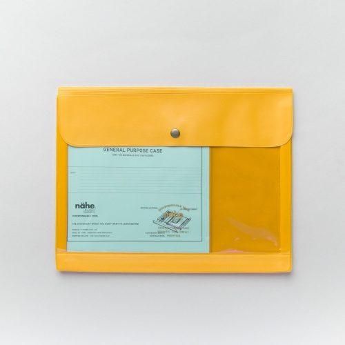 Accessori da Scrivania Hightide Penco PORTA DOCUMENTI FORMATO A5 HIGHTIDE NAHE GIALLO DF084-YW