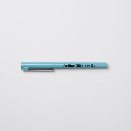ARTLINE 200 FINELINER 0,4mm - AZZURRO