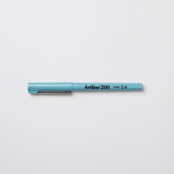 ARTLINE 200 FINELINER 0,4mm - AZZURRO