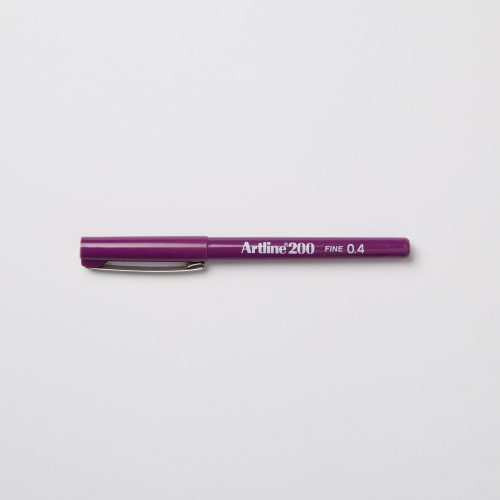 ARTLINE 200 FINELINER 0,4mm - MAGENTA
