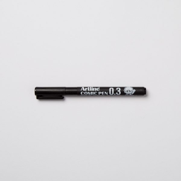 ARTLINE COMIC PEN 0,3mm - NERO