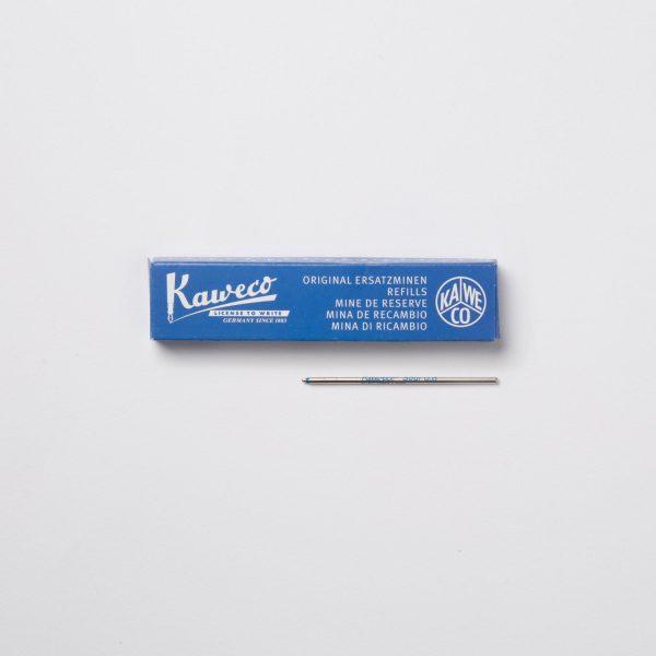 RICARICA KAWECO PER PENNE A SFERA - ROYAL BLUE