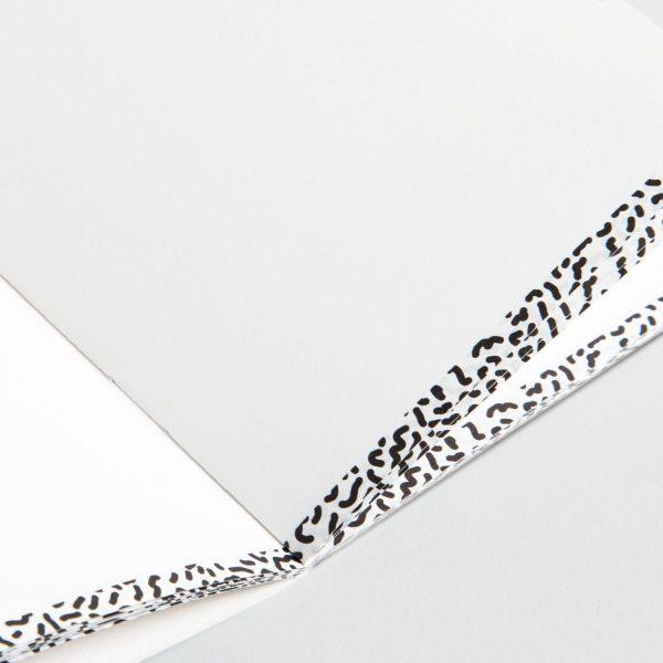 Write Sketch & TACCUINO TASCABILE FORMATO A6 SUPER DONUT PATTERN