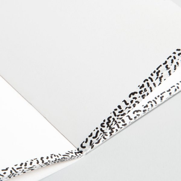 Write Sketch & TACCUINO TASCABILE FORMATO A6 SUPER GEAR PATTERN