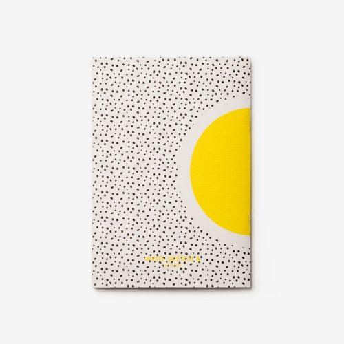 Write Sketch & TACCUINO TASCABILE FORMATO A6 SUPER SUN PATTERN