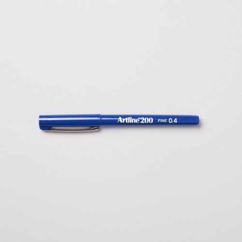 ARTLINE 200 FINELINER 0,4mm - BLUE