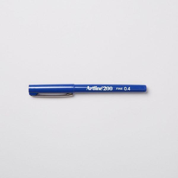 ARTLINE 200 FINELINER 0,4mm - BLUE