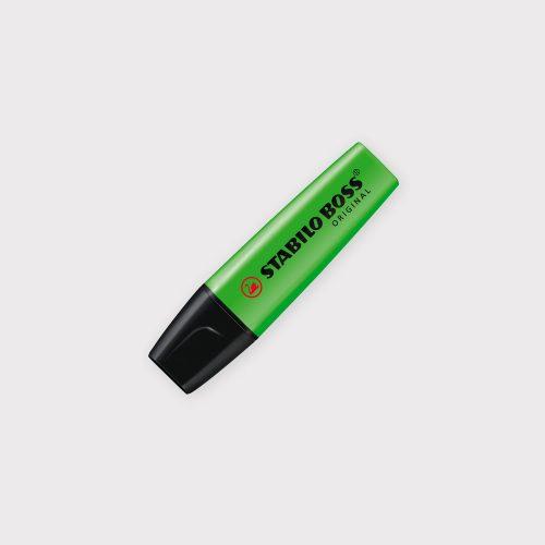 Evidenziatore Stabilo Boss Original - Verde 1