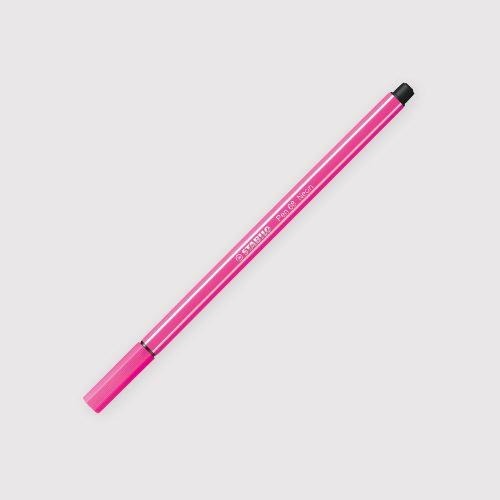 Pennarelli Stabilo Pen 68 - Astuccio da 6 Colori Fluo chiuso