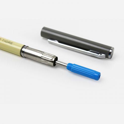 Ricarica Papier Tigre per penne a sfera - Blu