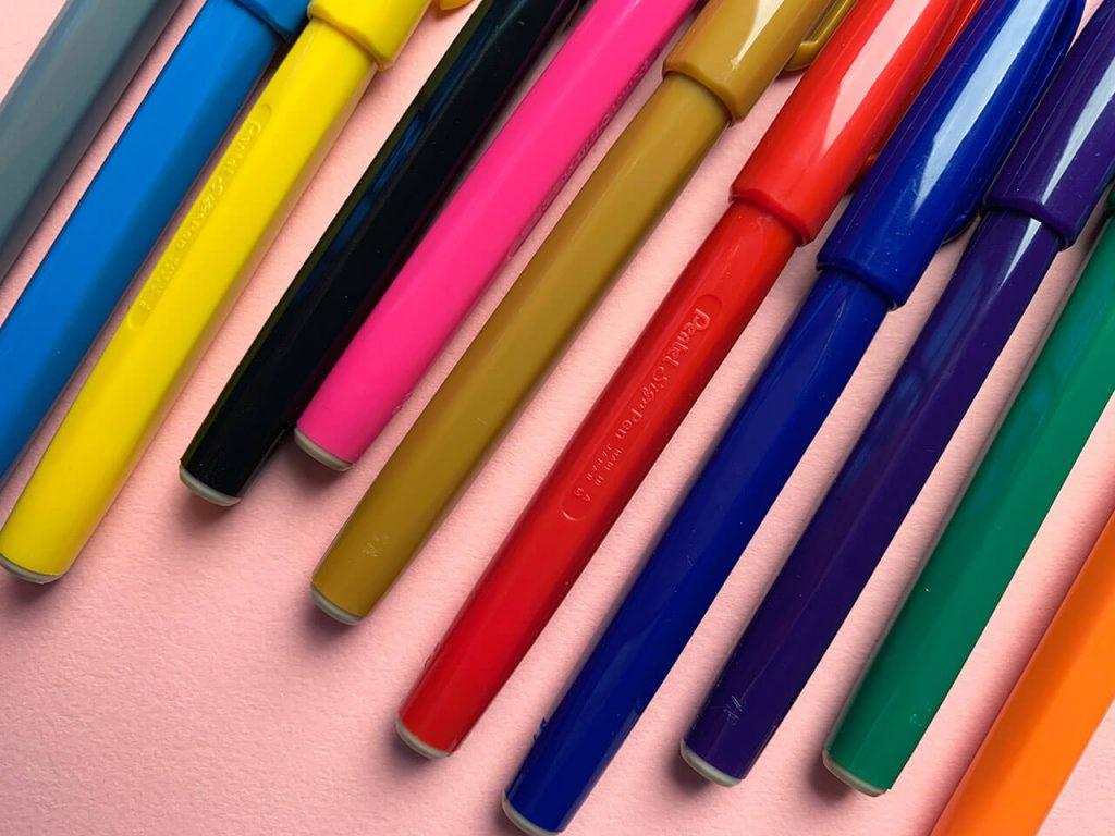 pentel sign pen